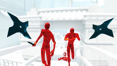 プレステVRオススメランニング2位「SUPERHOT VR」