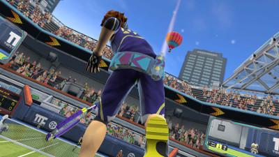 PSVRゲームソフト「VR Tennis Online」