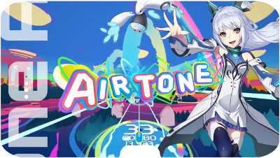 VRアトラクション「Airtone」