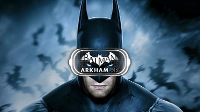 プレステVR対応「バットマン アーカムVR」