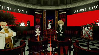 プレステVRゲーム「ダンガンロンパVR」