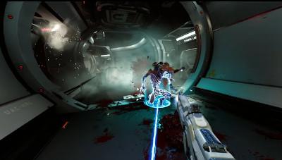 プレステVRゲーム「DOOM VR」