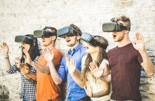 九州のおすすめVR体験施設情報!VRで今までにない体験を楽しもう!