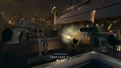 ジョン・ウィックのゲーム画面