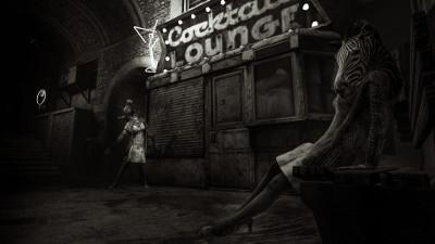 プレステVRゲーム「ヒア・ゼイ・ライ™ -眠りし者たち-」