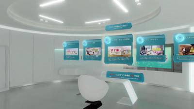PSVR対応「JOYSOUND VR」