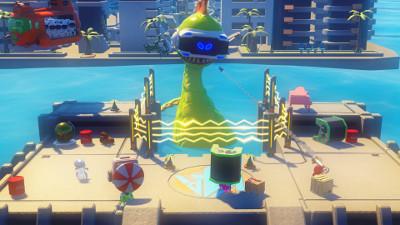 PSVRゲーム対応「HE PLAYROOM VR」