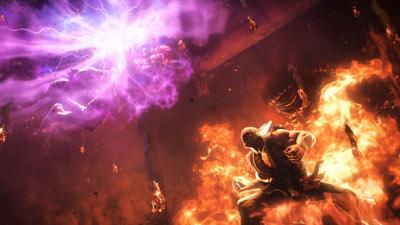 PSVRゲームソフト「鉄拳7」