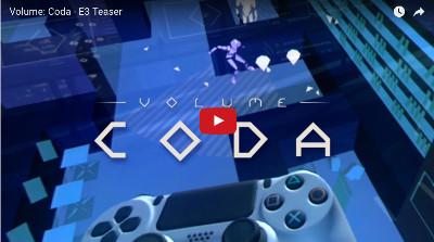 PSVR対応ソフト「Volume:Coda」