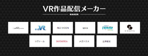 アイドルVRのメーカー