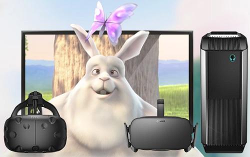 DMM VRがOculusRiftとHTC VIVEに対応!PCでもVR動画が楽しめる!