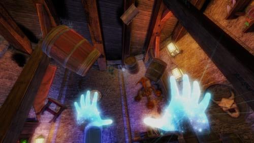 新しい魔法を作ってみたりとファンタジーで冒険ができる