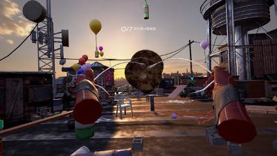 VRのウェブシューターで遊ぶ