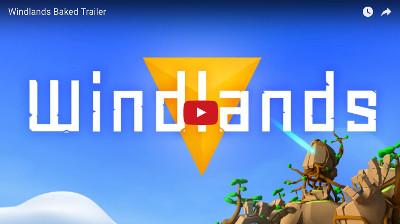 PSVRゲームソフト「windilands」のPV