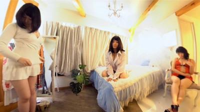 VRアイドル新作動画「茜さやが3人」