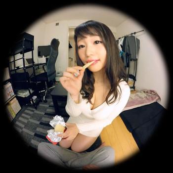 VRアイドル動画情報「茜さやとお菓子」