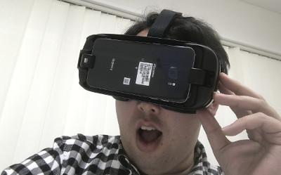 GearVRでYoutubeのVR動画を見る方法