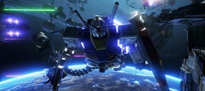 戦場の絆VRのガンダム