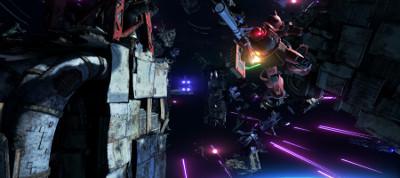 戦場の絆VRのザク