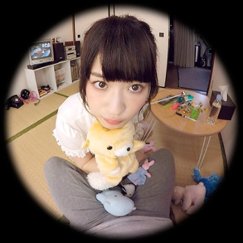 VRアイドル動画レビュー「ぬいぐるみとメイリ」