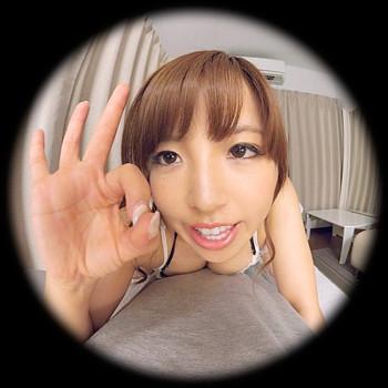 VRアイドル動画新作「白川未奈のグッドサイン」