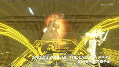 PSVR新作ゲーム「ゾーンオブエンダーズ」