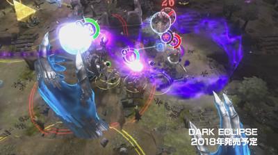PSVR新作ゲーム「DARK ECRIPSE」