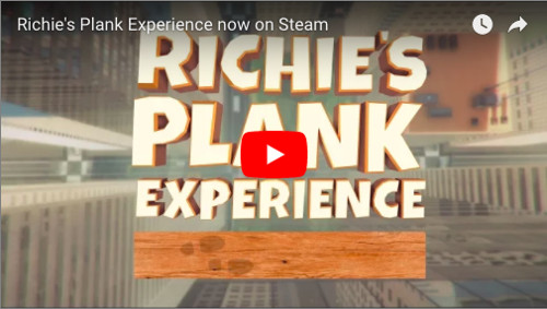 Richie's Plank Experience 動画