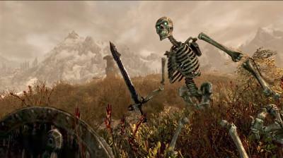 PSVRゲーム新作「スカイリムVR」