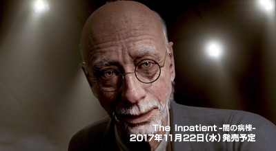PSVR新作ゲーム「The Inpatient」