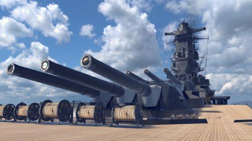 戦艦大和VR復元計画
