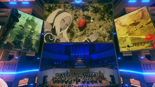 PSVRソフト「JAPAN Studio VR音楽祭」