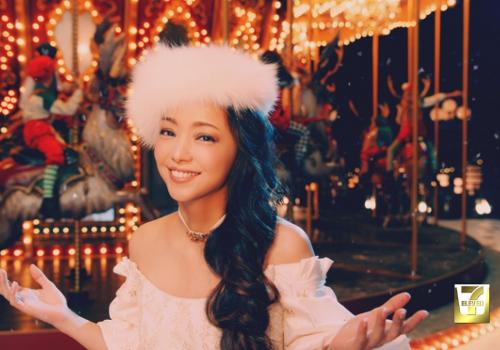 VRで安室奈美恵と素敵なクリスマスを!初のVRミュージックビデオ登場!