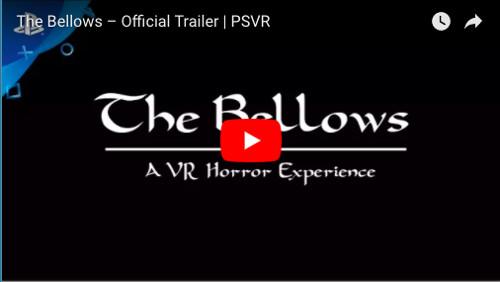 psvrゲームソフト「The Bellows」のPV動画