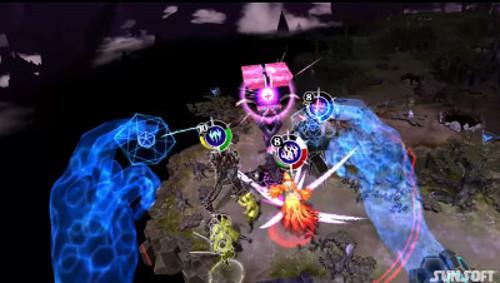 PSVRゲームソフト「DARK ECLIPSE」
