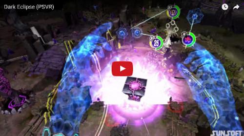 PSVRゲームソフト「DARK ECLIPSE」のPV