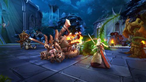 PSVRゲームソフト「Legion Commander」