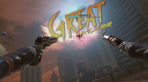 PSVRゲームソフト「GUNGRAVE VR」