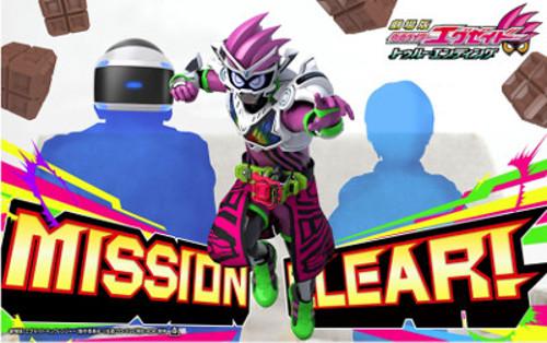 PSVRゲームソフト「仮面ライダーVR 幻夢Ver」