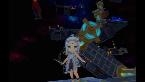 PSVRゲームソフト「Light Tracer」
