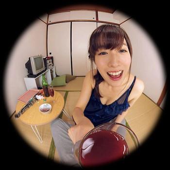 VRアイドル動画新作「麻衣阿と下着姿」