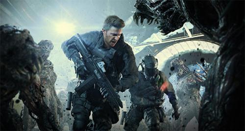 PSVRのゲームソフト「not a hero」