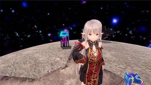 PSVRゲームソフト「星の欠片の物語、ひとかけら版」