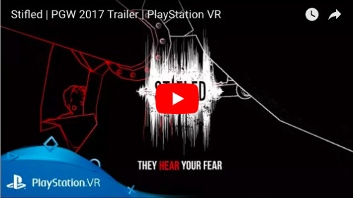 PSVRゲーム「Stified」のPV