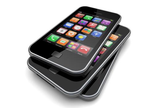 スマートフォンでAVVR