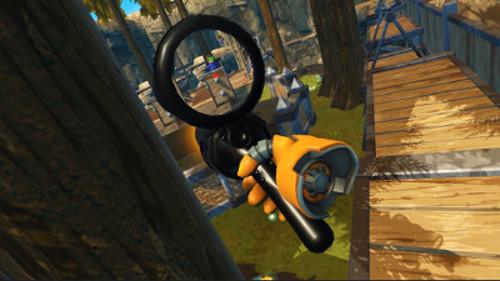 PSVRゲームソフト「Smashbox Arena」