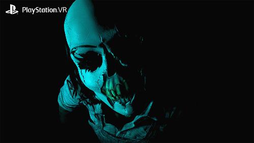 PSVRおすすめ人気ゲーム第1位「Until Dawn®: Rush of Blood」