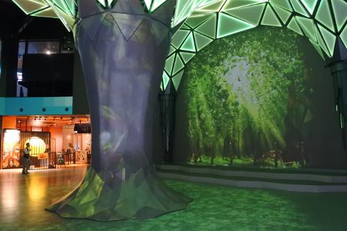 VR ZONE SHINJUKUの大木