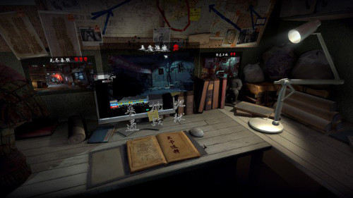 PSVRゲーム「The Walker」