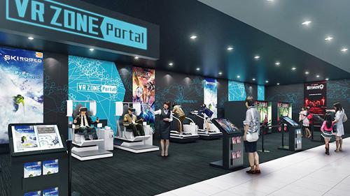 VR ZONE Portal神戸店